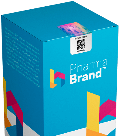 Pharma Security Label