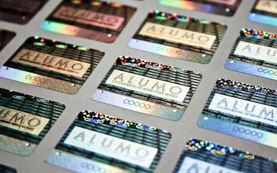 Alumo Hologram