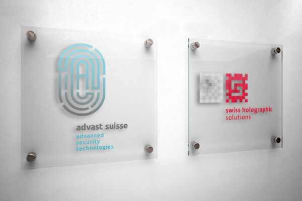 swiss holographic solutions LLC becomes advast suisse Ltd.