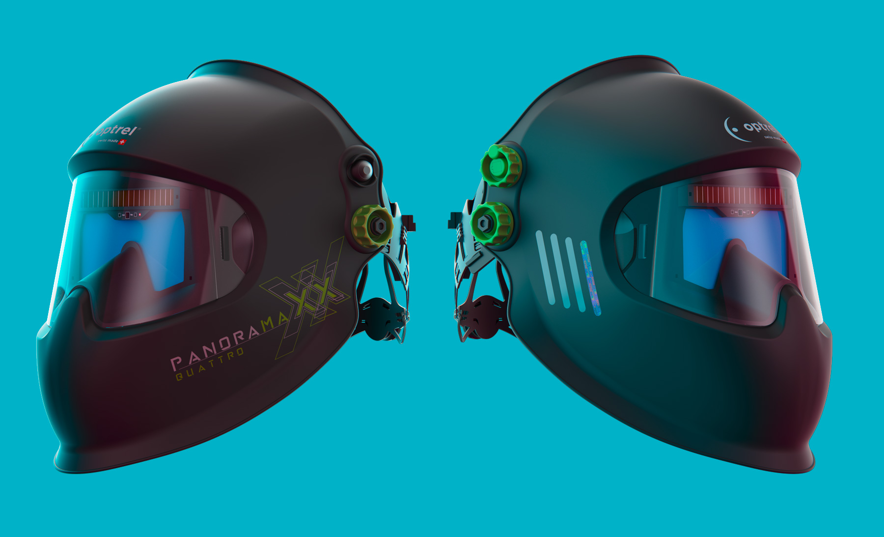 Optrel panoramaxx quattro with hologram